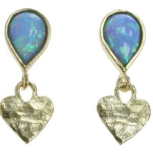 Sweet Opal Earrings