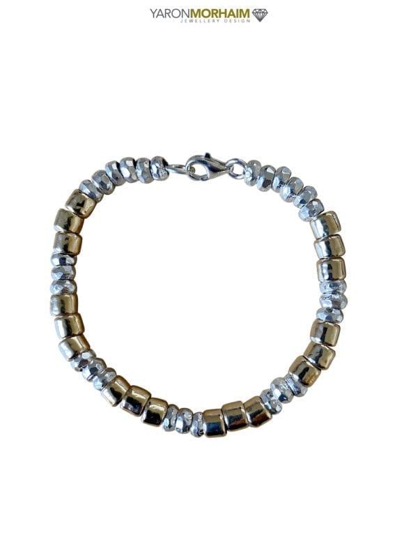 Sweetie Silver Gold Bracelet