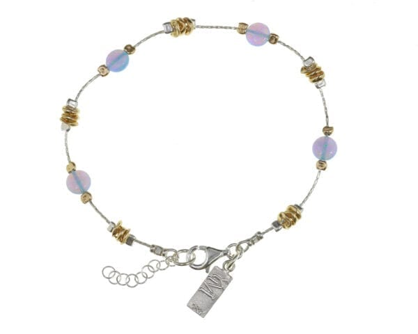 Contemporary Opal Bracelet