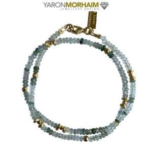 Statement Necklace Turquoise Aquamarine