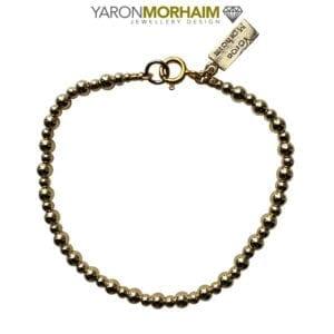 Sphere Gold Fill Bracelet