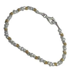 Freshwater Cultured Pearl Luxury Bracelet